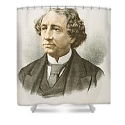 John Alexander Macdonald  Shower Curtain