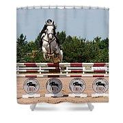 Jumper51 Shower Curtain