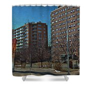 Kansas City Missouri Shower Curtain