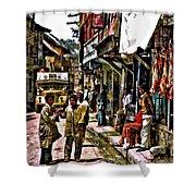 Kathmandu  Shower Curtain