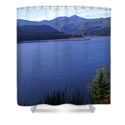 Lakes 4 Shower Curtain
