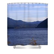 Lakes 5 Shower Curtain