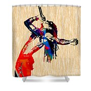 Lil Wayne Collection Shower Curtain
