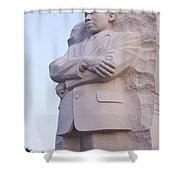 Martin Luther King Jr Memorial  Shower Curtain