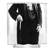 Mary Edwards Walker Shower Curtain