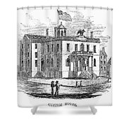 Massachusetts Salem, 1851 Shower Curtain