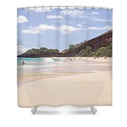 Maui Shower Curtain