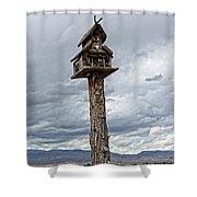 Melba Idaho Shower Curtain