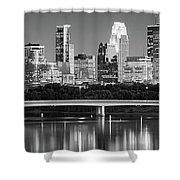 Minneapolis Mn Shower Curtain