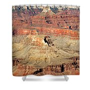 Mohave Point Grand Canyon National Park Shower Curtain