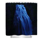 Narada Falls Shower Curtain