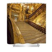 Palais Garnier Interior Shower Curtain by Brian Jannsen