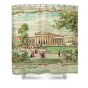 Pan-american Exposition Shower Curtain