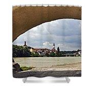 Passau Germany Shower Curtain