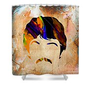 Paul Mccartney Collection Shower Curtain