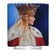 Queen Marie Of Romania Shower Curtain