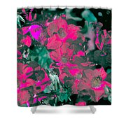 Rose 72 Shower Curtain