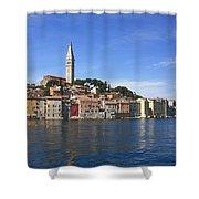 Rovinj Croatia  Shower Curtain
