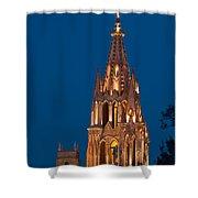 San Migel De Allende, Mexico Shower Curtain