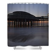 Scheveningen Shower Curtain by Joana Kruse