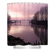 Snohomish Shower Curtain