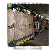 Steve Irwin Memorial Shower Curtain