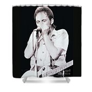Steve Marriott - Humble Pie At The Cow Palace S F 5-16-80  Shower Curtain