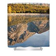 String Lake Grand Teton National Park Shower Curtain
