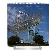 The Dish Stanford University Shower Curtain