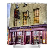 The Gipsy Moth Pub Greenwich Shower Curtain