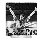 Tom Robinson Band Shower Curtain