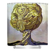 Tree Of Knowledge Shower Curtain