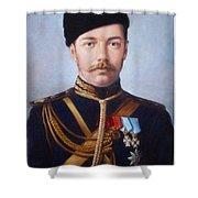 Tsar Nicholas II Of Russia Shower Curtain