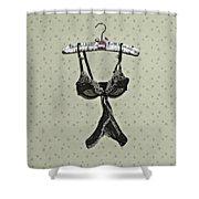 Underwear Shower Curtain