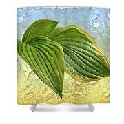 Wellness Shower Curtain