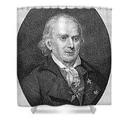 William Bartram (1739-1823) Shower Curtain