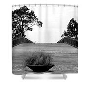 Windmark Beach  Shower Curtain