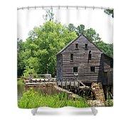 Yates Mill Shower Curtain