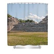 Edzna In Campeche Shower Curtain