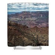 Grand Canyon National Park Shower Curtain