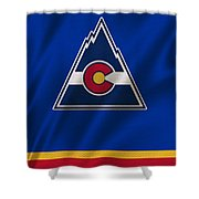 Colorado Rockies Shower Curtain