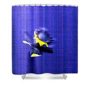 3.13 Daffodil Shower Curtain