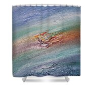 Original Abstract Masterpiece Shower Curtain
