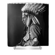 Sioux Native American, C1900 Shower Curtain
