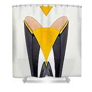 Shoe Love Shower Curtain