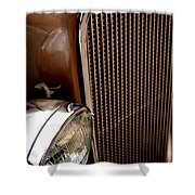 35 Chevy Shower Curtain