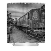 3750 And 3936   7d02530 Shower Curtain