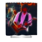 38 Special-94-jeff-ga4a-fractal Shower Curtain