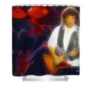 38 Special-94-jeff-gb7a-fr Shower Curtain
