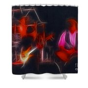 38special-94-jacknjeff-gb1a Shower Curtain